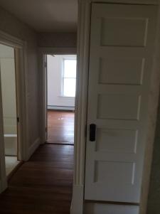 2nd Floor Hallway (before)