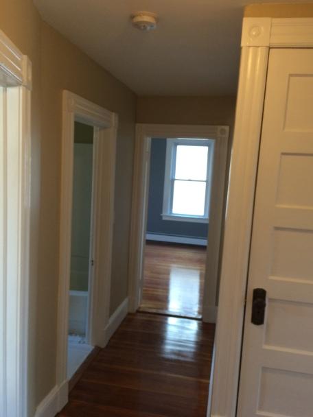 Secound Floor Hallway (After Renovations)