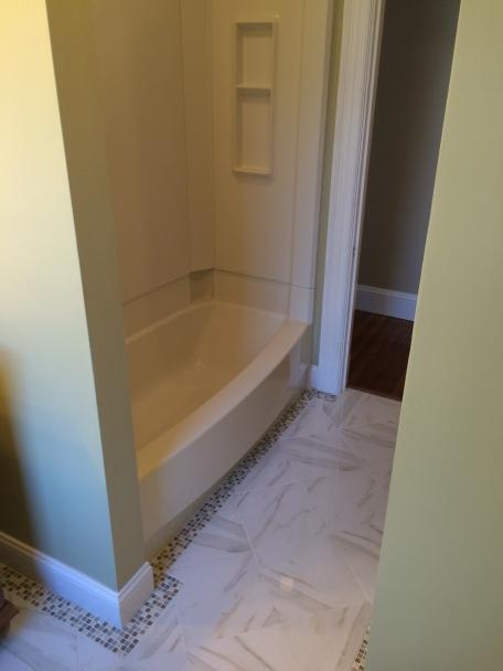 Second Floor Bath (After Renovations)