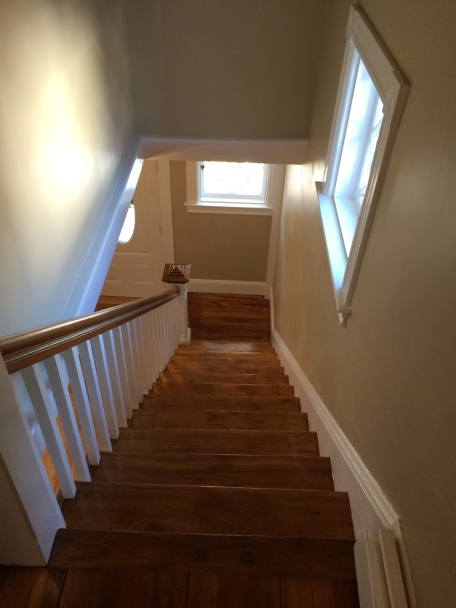 Staircase (After Renovations)